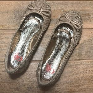 Gianni Bini Shoes - Girl ballet flats size 1